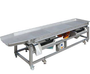 vibratory inspection table